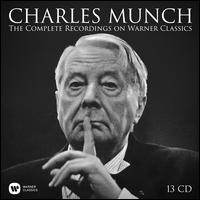 Charles Munch: The Complete Recordings on Warner Classics -