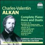 Charles-Valentin Alkan: Complete Piano Duos and Duets - Goldstone & Clemmow Piano Duo