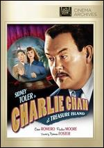 Charlie Chan at Treasure Island - Norman Foster