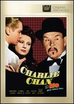 Charlie Chan in Rio - Harry Lachman