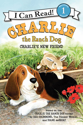 Charlie the Ranch Dog: Charlie's New Friend - Drummond, Ree