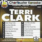 Chartbuster Karaoke: Terri Clark [15 Tracks]