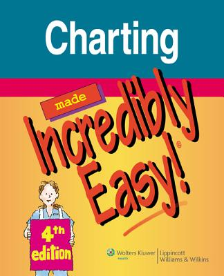Charting Made Incredibly Easy! - Lippincott Williams & Wilkins (Prepared for publication by)