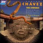 Chavez: Three Symphonies - Claudia Coonce (oboe); Enrique Bátiz (conductor)
