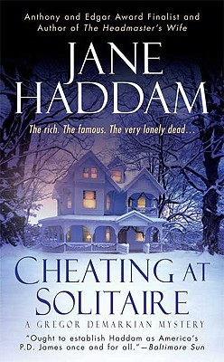 Cheating at Solitaire - Haddam, Jane