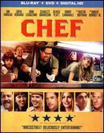Chef [2 Discs] [Includes Digital Copy] [Blu-ray]