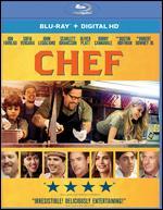 Chef [Includes Digital Copy] [UltraViolet] [Blu-ray] - Jon Favreau