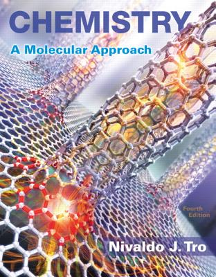 Chemistry: A Molecular Approach Plus Masteringchemistry with Pearson Etext -- Access Card Package - Tro, Nivaldo J
