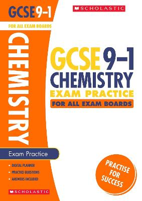 Chemistry Exam Practice for All Boards - Carter, Sarah, and Grover, Darren