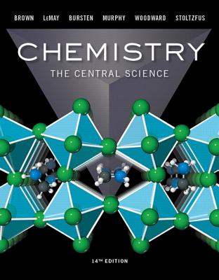 Chemistry: The Central Science - Brown, Theodore, and LeMay, H., and Bursten, Bruce