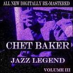 Chet Baker, Vol. 3 [Jazz Classics]