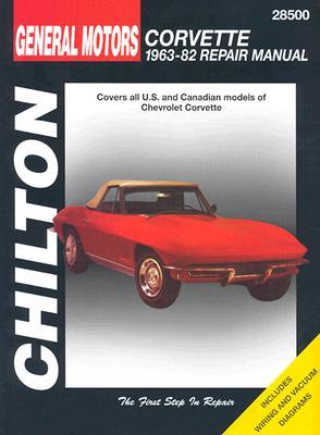Chevrolet Corvette (63 - 82) (Chilton) - Haynes (Other primary creator)