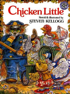 Chicken Little - Kellogg, Steven