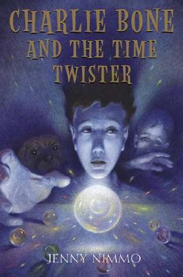 Children of the Red King #2: Charlie Bone and the Time Twister: The Time Twister - Nimmo, Jenny