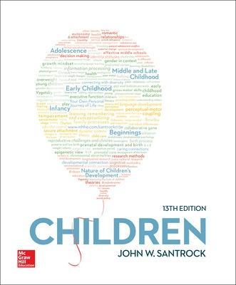 Children - Santrock, John W.