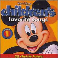 Children's Favorites, Vol. 1 [Disney] - Disney