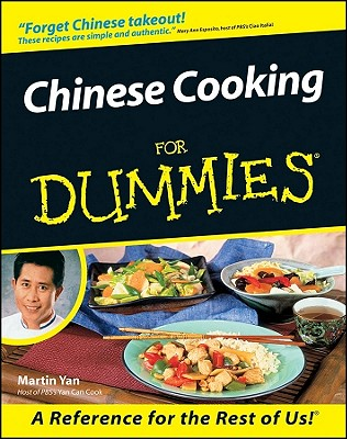 Chinese Cooking for Dummies - Yan, Martin