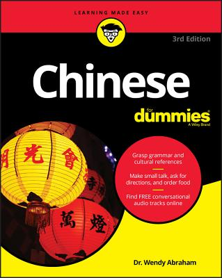 Chinese For Dummies - Abraham, Wendy