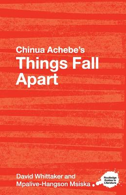 a literary analysis of the novel things fall apart by cinua achebe Things fall apart study guide contains a biography of chinua achebe, literature essays, quiz questions, major themes, characters, and a full summary and analysis.