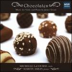 Chocolates: Music for Viola & Piano by James Grant