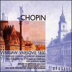 Chopin: 1830 Warsaw Concert
