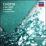 Chopin: Ballades & Scherzi