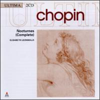 Chopin Nocturnes (Complete) - Elisabeth Leonskaja (piano)