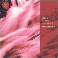 Chopin: Waltzes; Impromptus - Arthur Rubinstein (piano)