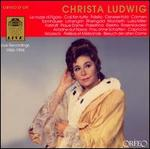 Christa Ludwig: Live Recordings, 1955-1994