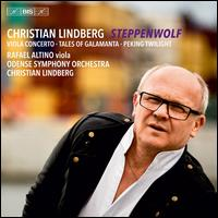 Christian Lindberg: Steppenwolf - Rafael Altino (viola); Odense Symphony Orchestra; Christian Lindberg (conductor)