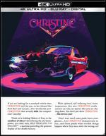 Christine [SteelBook] [Includes Digital Copy] [4K Ultra HD Blu-ray/Blu-ray] [Only @ Best Buy]