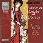 Christmas Carols and Motets - Alfred Deller (counter tenor); Deller Consort
