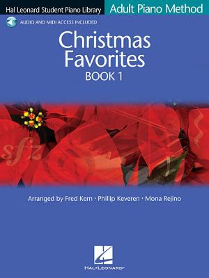 Christmas Favorites Book 1 Adult Piano Method - Keveren, Phillip