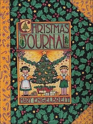 Christmas Journal - Engelbreit, Mary