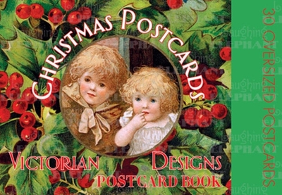 Christmas Postcards: Victorian Designs - The Editors of Laughing Elephant Publishing (Compiled by)