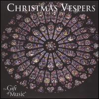 Christmas Vespers - Jon Banks (harp); Monks & Novices of Saint Frideswide (choir, chorus)