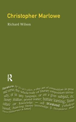 Christopher Marlowe - Wilson, Richard, MD, MS