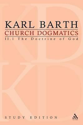 Church Dogmatics, Volume 7: The Doctrine of God, Volume II.1 (25-27) - Barth, Karl, and Bromiley, G W (Editor), and Torrance, T F (Editor)