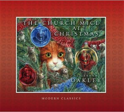 Church Mice at Christmas - Oakley, Graham