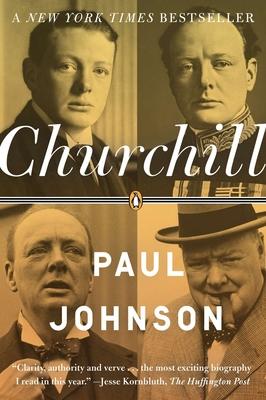 Churchill - Johnson, Paul