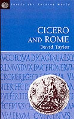 Cicero and Rome - Taylor, David