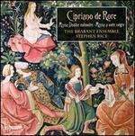 Cipriano de Rore: Missa Doulce Mémoire; Missa a note negre