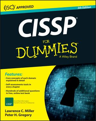 CISSP for Dummies - Miller, Lawrence C, and Gregory, Peter H