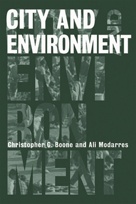 City and Environment - Boone, Christopher