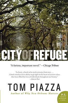 City of Refuge - Piazza, Tom
