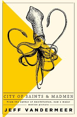 City of Saints and Madmen - VanderMeer, Jeff
