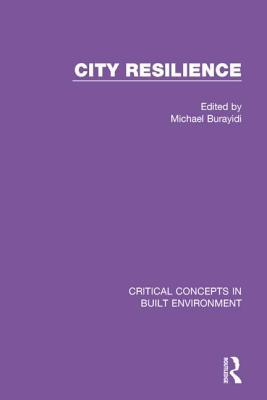 City Resilience - Burayidi, Michael (Editor)