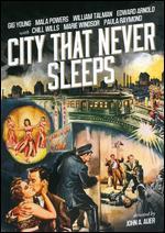 City That Never Sleeps - John H. Auer