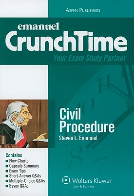 Civil Procedure - Emanuel, Steven