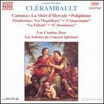 Clérambault: Cantatas & Simphonias - Blandine Rannou (harpsichord); Hilary Metzger (double bass); Jocelyn Daubigney (flute);...